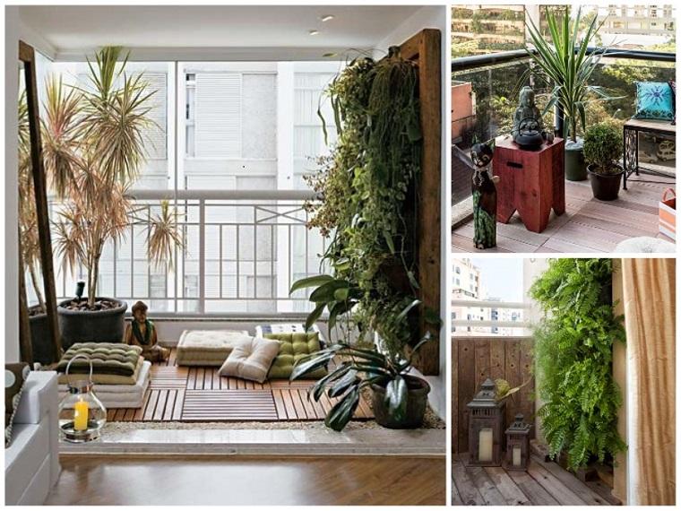 Bonita terraza estupendos dise os claves dec for Color de pintura al aire libre casa moderna